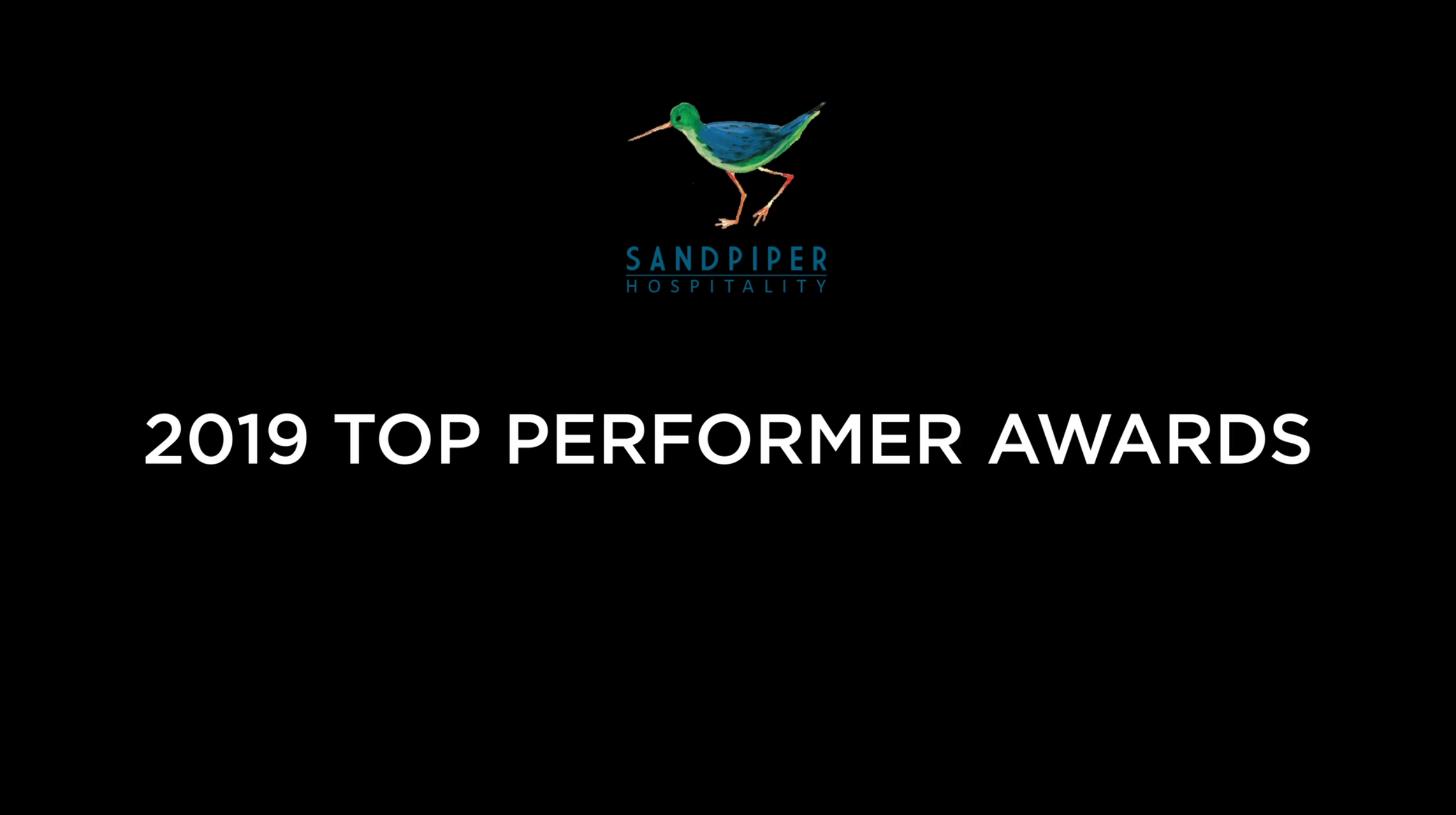 sandpiper awards 2020